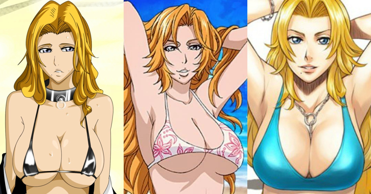 55+ Hot Pictures Of Rangiku Matsumoto From The Bleach Anime Are…