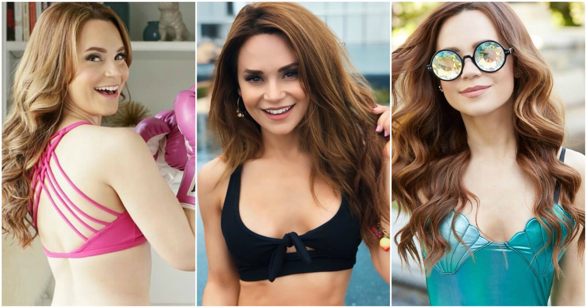 55+ Hot Pictures Of Rosanna Pansino Will Make You Fall In…