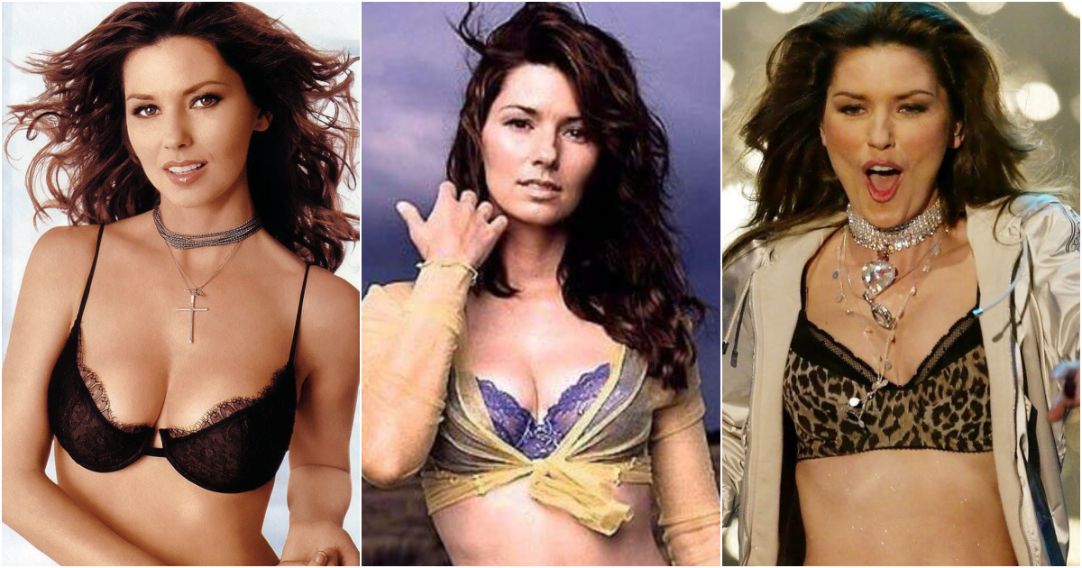 65+ Hot Pictures Of Shania Twain Will Drive You Nuts For…