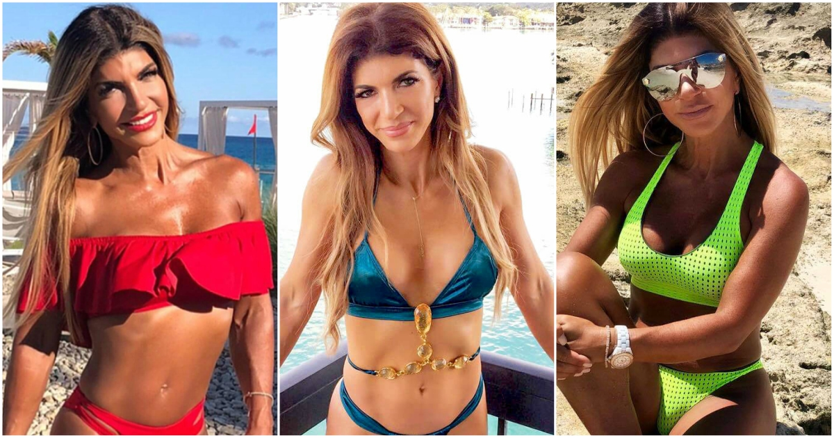 55+ Hot Pictures Of Teresa Giudice Which Expose Her Sexy Body