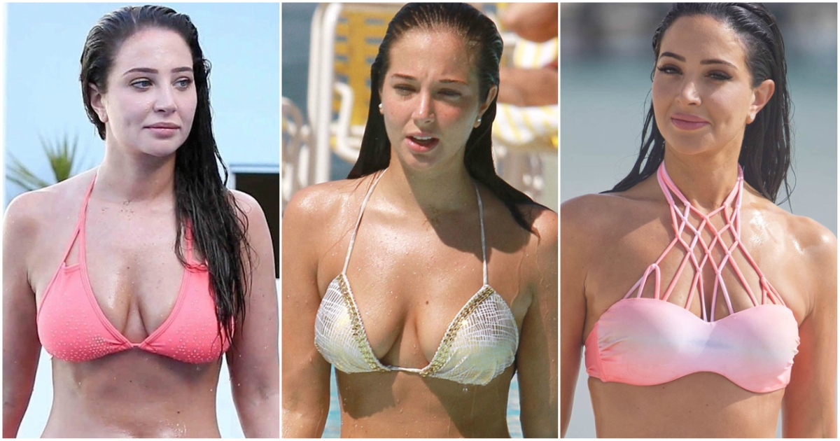 55+ Hot Pictures Of Tulisa Contostavlos will make you fall in…