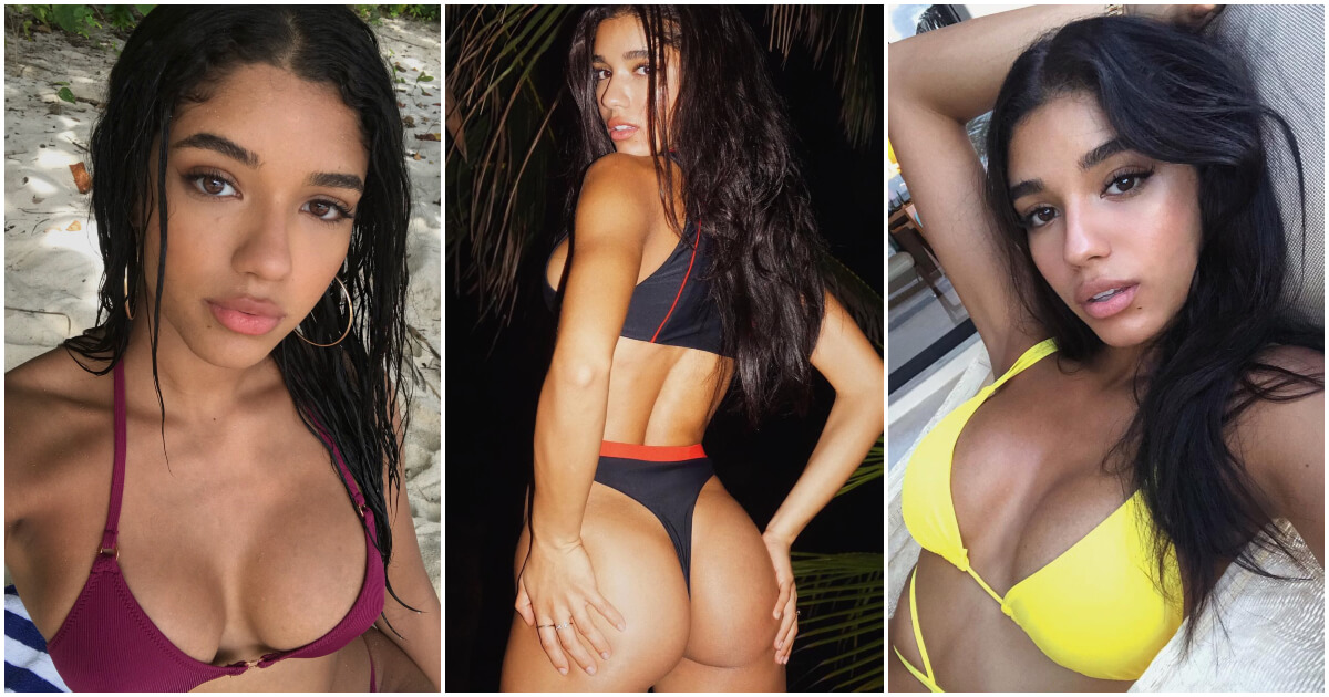 55+ Hot Pictures Of Yovanna Ventura Which Expose Her Curvy Body