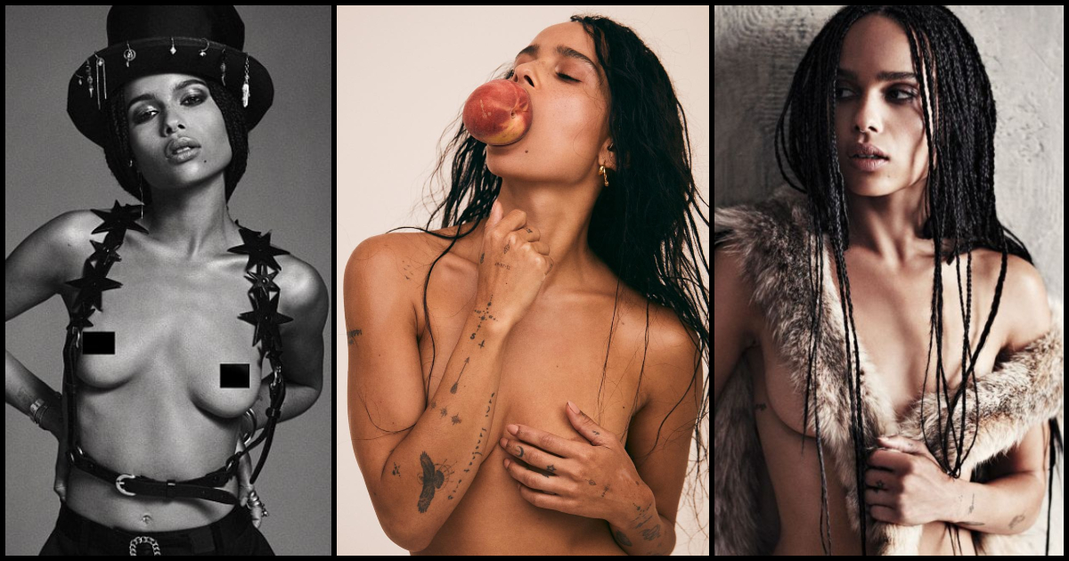 75+ Hottest Pictures Of Zoe Kravitz Which Will Cause You To…