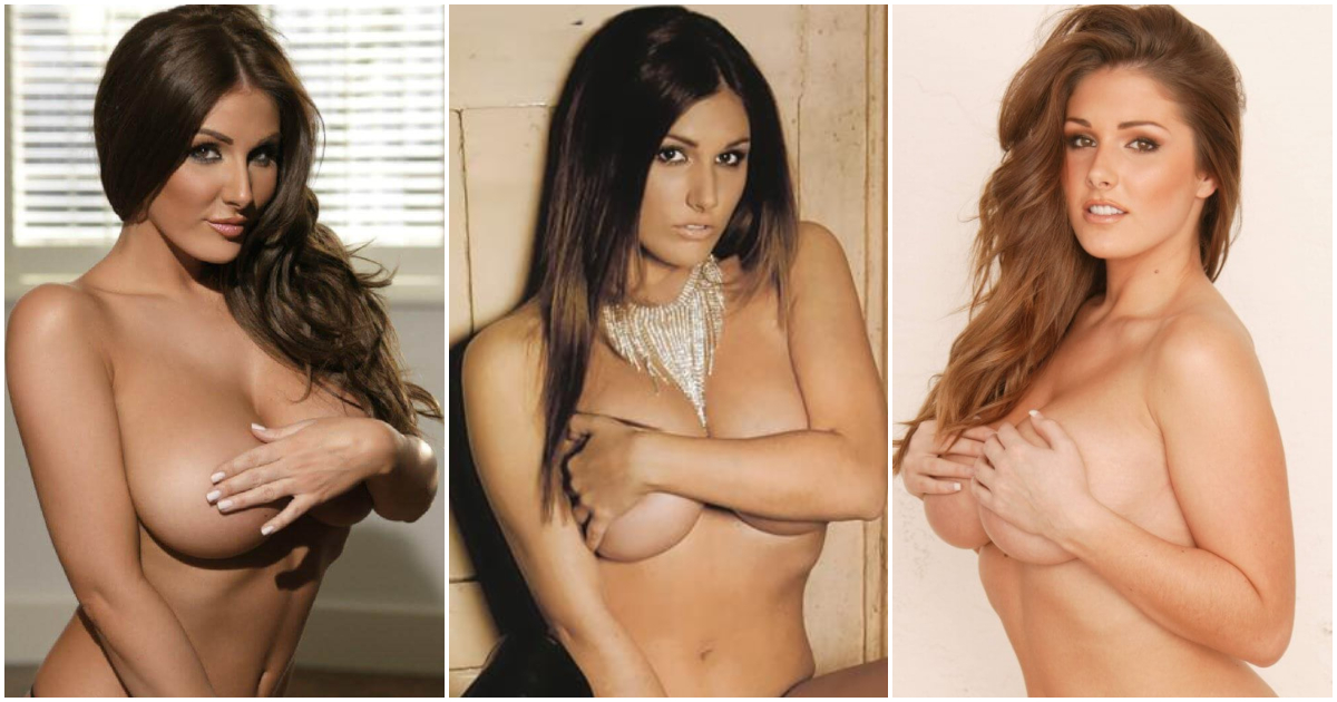 55+ Sexy Lucy Pinder Boobs Pictures Are Really Amazing