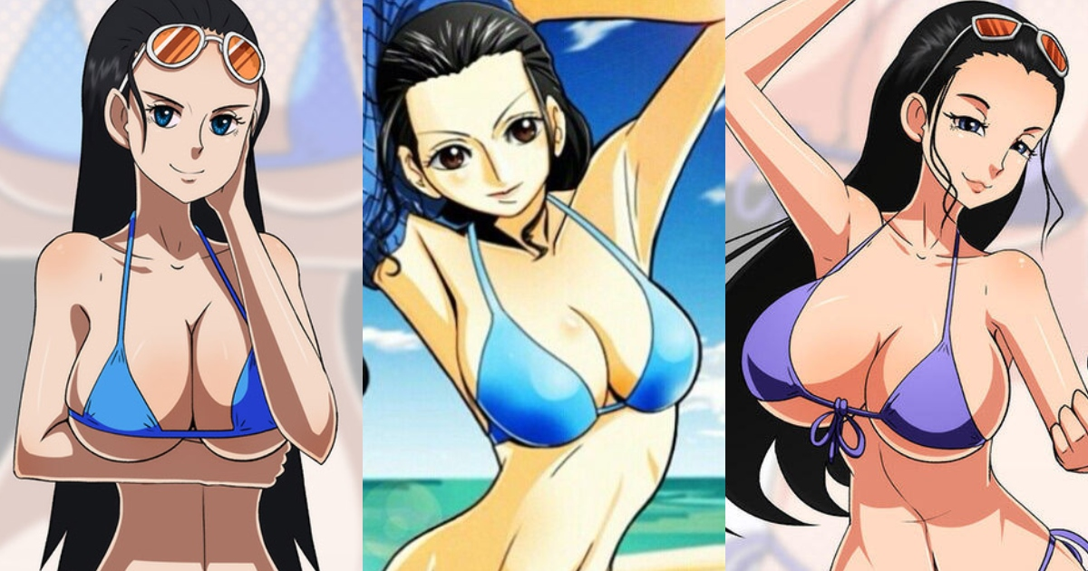 50 Sexy Nico Robin Boobs Pictures Exhibit That She Is As…
