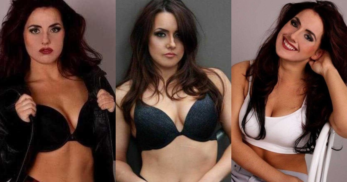 50 Sexy Nikki Cross Boobs Pictures Are Hot As Hellfire
