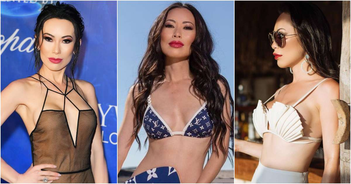 51 Hot Pictures Of Christine Chiu Which Will Make You Slobber…