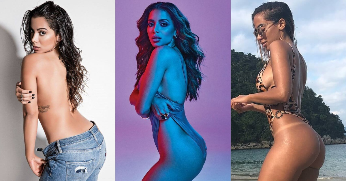51 Hottest Anitta Big Butt Pictures Which Will Make You Slobber For Her