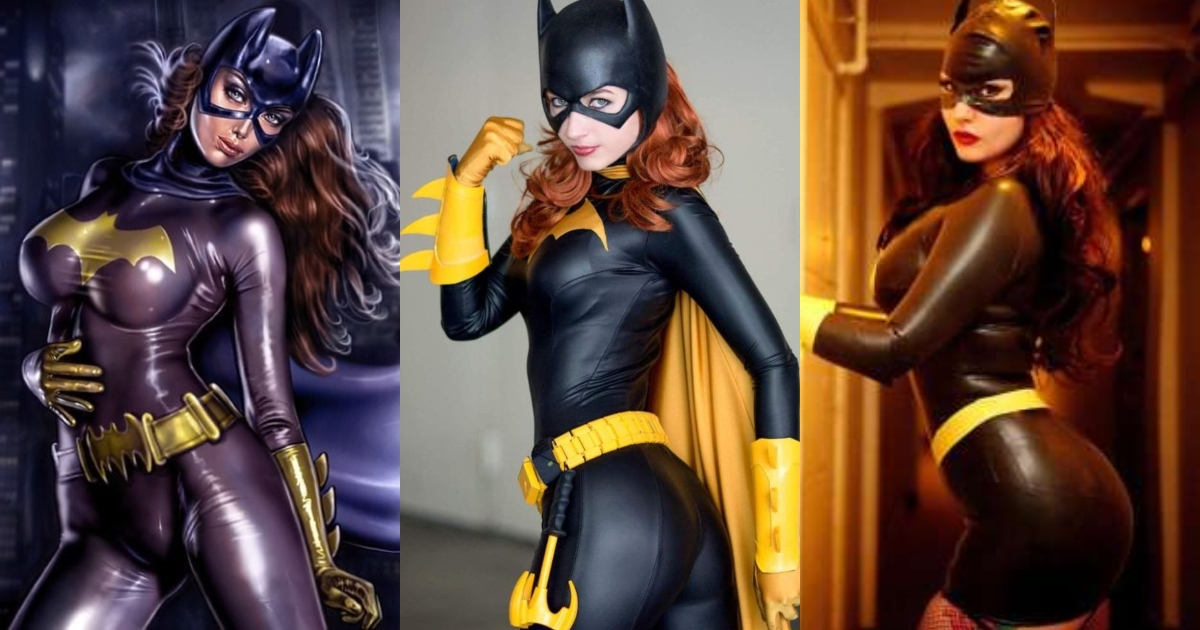 51 Hottest Batgirl Big Butt Pictures Are Paradise On Earth