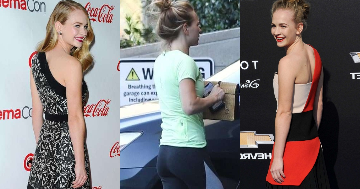 51 Hottest Britt Robertson Big Butt Pictures Which Will Make You…