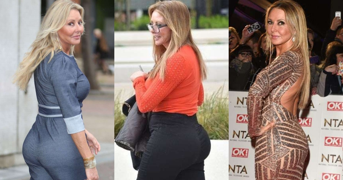 51 Hottest Carol Vorderman Big Butt Pictures Which Are Essentially Amazing