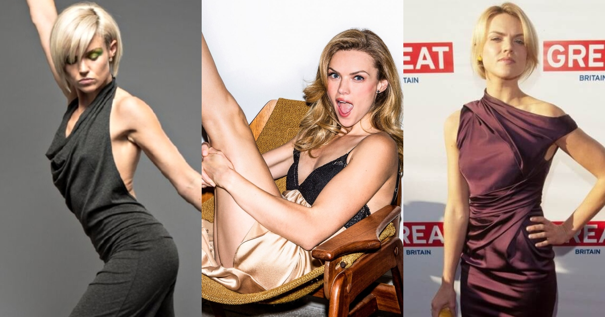 51 Hottest Erin Richards Big Butt Pictures Which Will Shake Your…