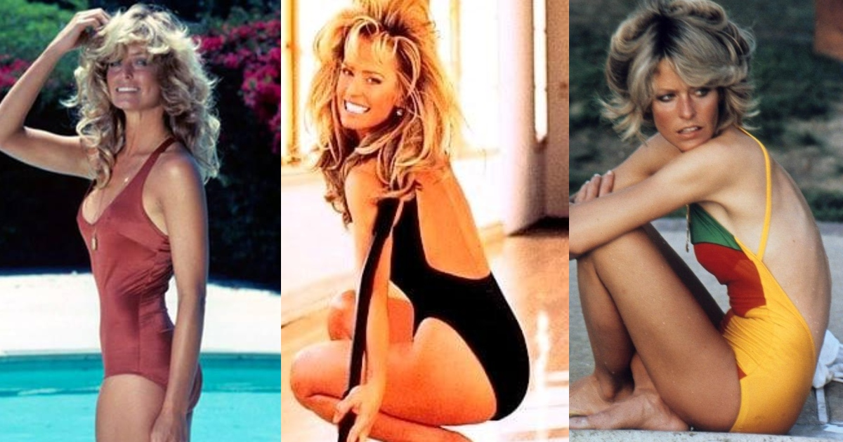 51 Hottest Farrah Fawcett Big Butt Pictures Are Essentially Attractive