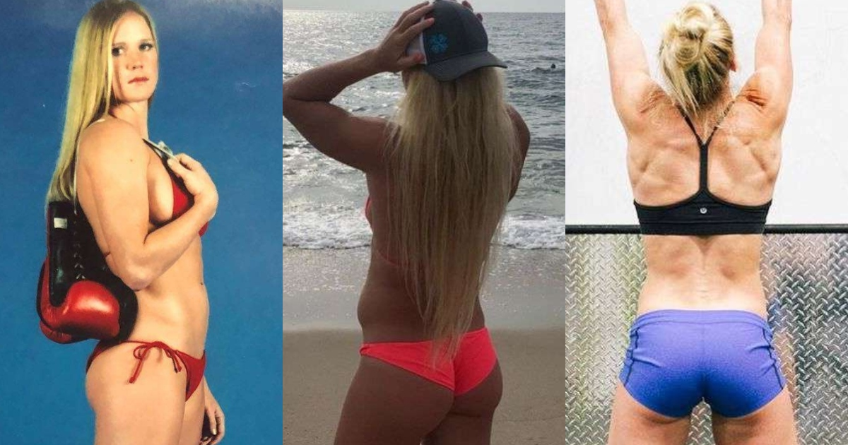 51 Hottest Holly Holm Big Butt Pictures Exhibit Her As A…