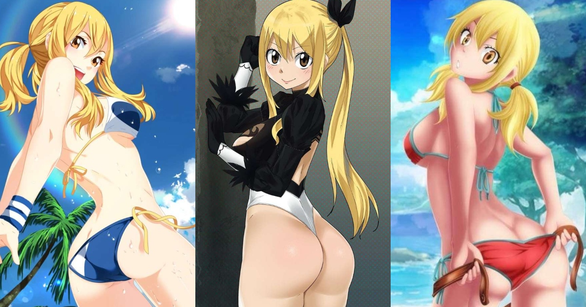 51 Hottest Lucy Heartfilia Big Butt Pictures Which Will Shake Your…