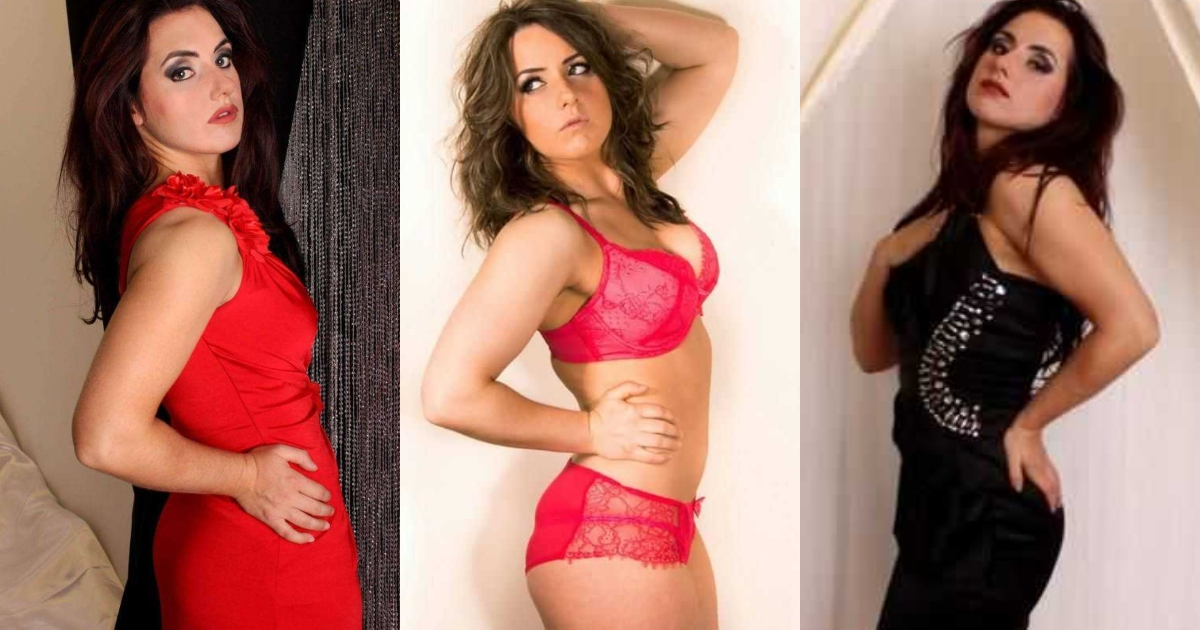 51 Hottest Nikki Cross Big Butt Pictures Are Simply Excessively Damn…