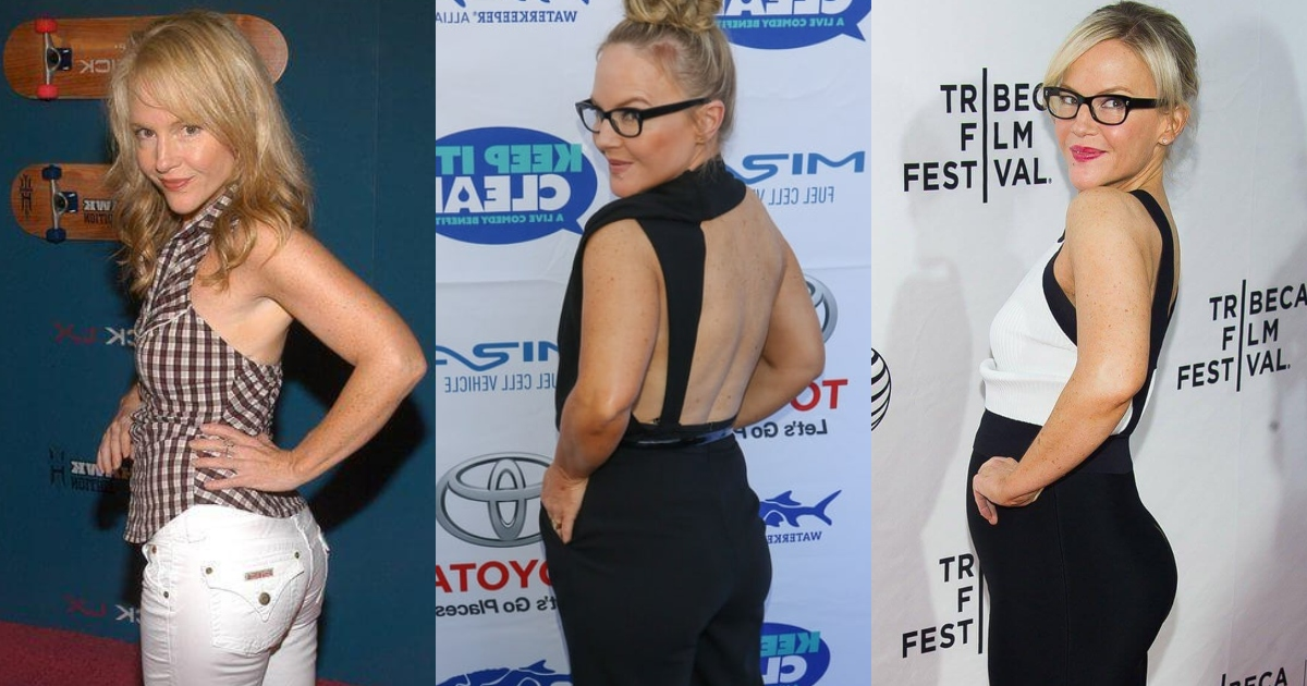 51 Hottest Rachael Harris Big Butt Pictures Exhibit That She Is…
