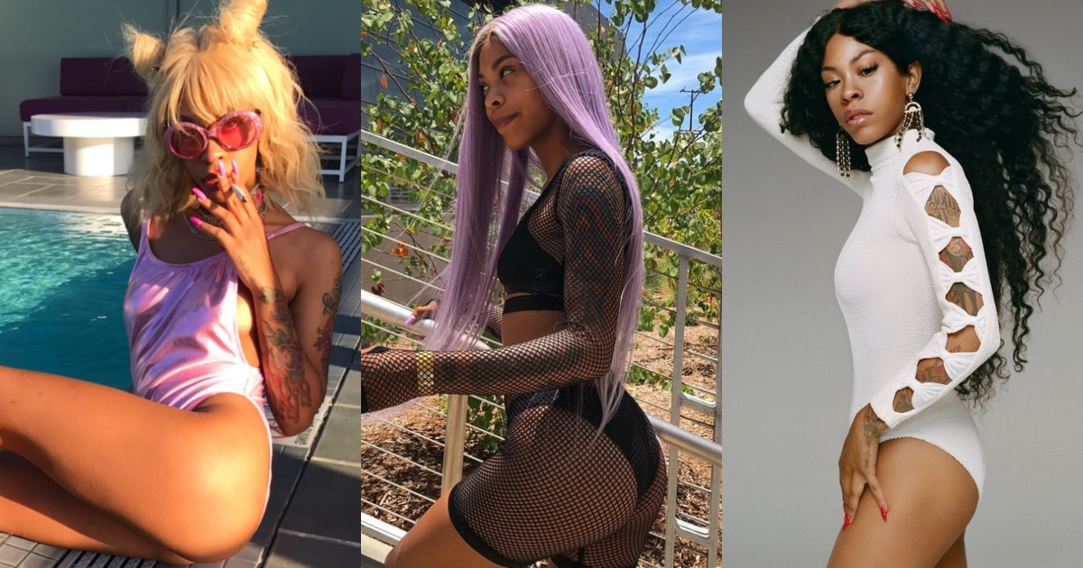 51 Hottest Rico Nasty Big Butt Pictures Will Leave You Stunned…