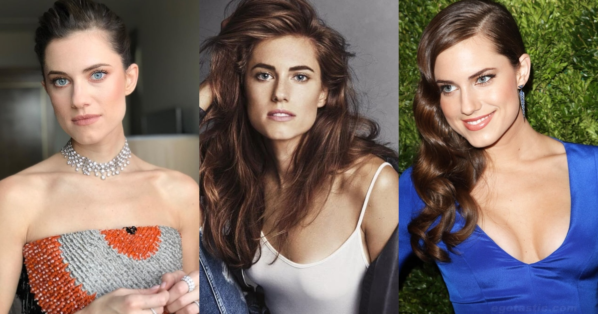 55+ Sexy Allison Williams Boobs Pictures Are An Embodiment Of Greatness