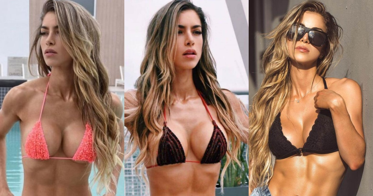 51 Sexy Anllela Sagra Boobs Pictures Will Drive You Wildly Enchanted…