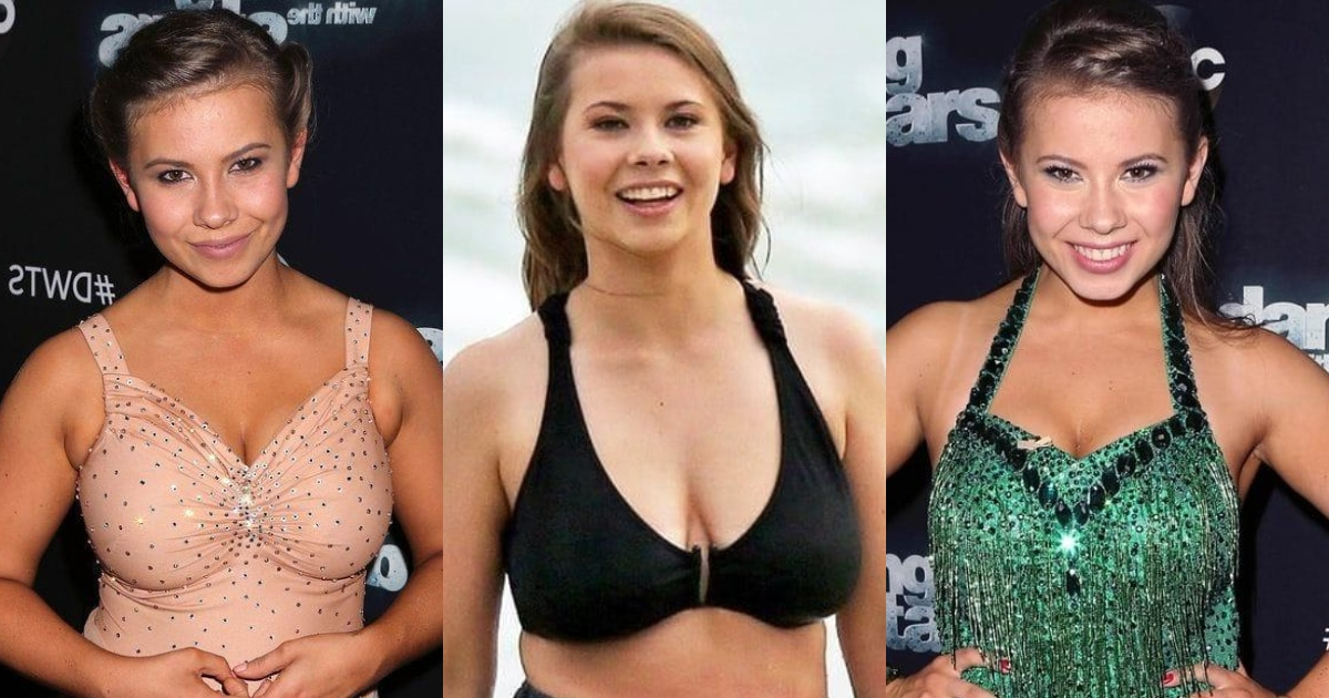 55+ Sexy Bindi Irwin Boobs Pictures Which Will Shake Your Reality
