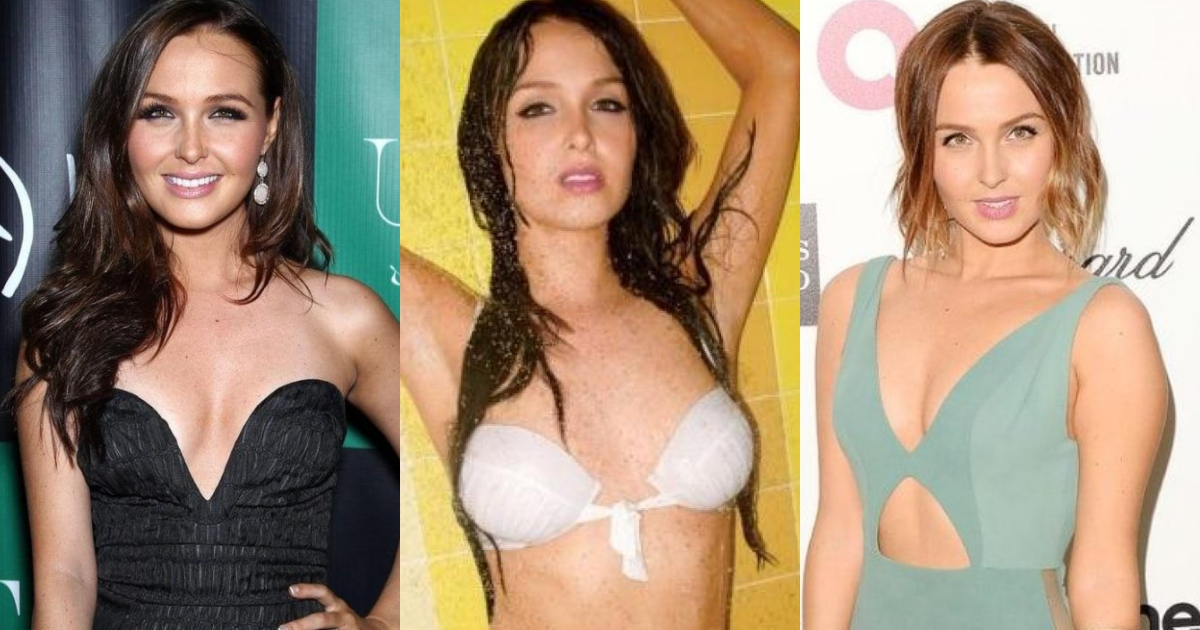 51 Sexy Camilla Luddington Boobs Pictures Will Speed Up A Gigantic…