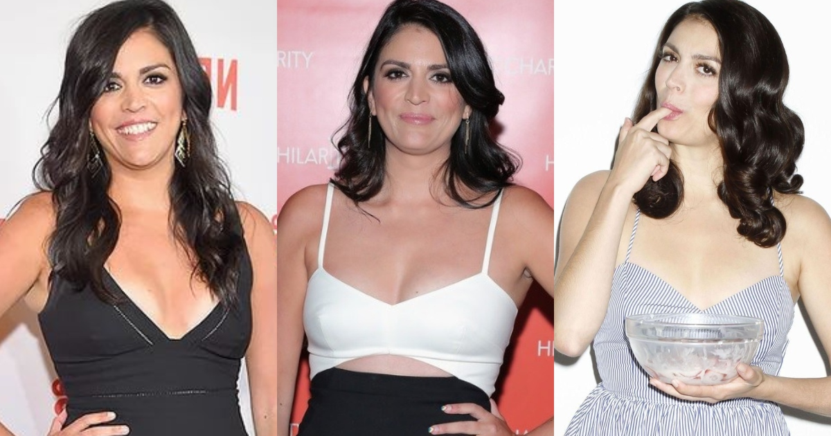 51 Sexy Cecily Strong Boobs Pictures That Will Make You Begin…