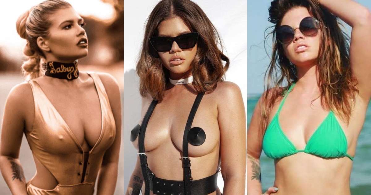 51 Sexy Chanel West Coast Boobs Pictures Exhibit That She Is…