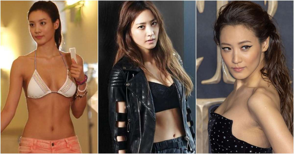 51 Sexy Claudia Kim Boobs Pictures Are Paradise On Earth