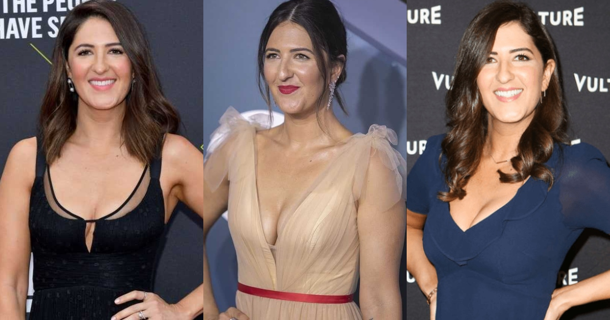 51 Sexy D'Arcy Carden Boobs Pictures Will Drive You Wildly Enchanted With This Dashing Damsel