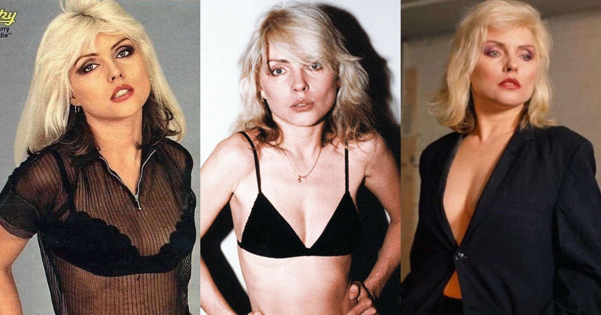51 Sexy Debbie Harry Boobs Pictures Which Are Basically Astounding