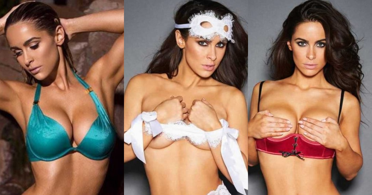 51 Sexy Ellie Gonsalves Boobs Pictures Which Demonstrate She Is The…