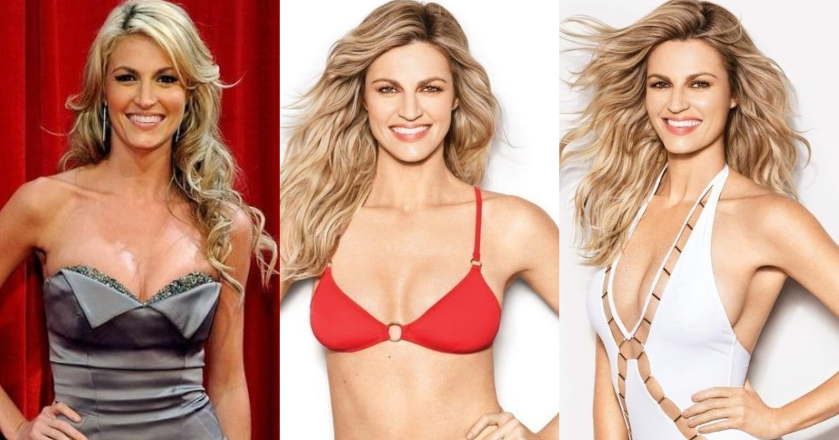51 Sexy Erin Andrews Boobs Pictures Will Leave You Flabbergasted By Her Hot Magnificence