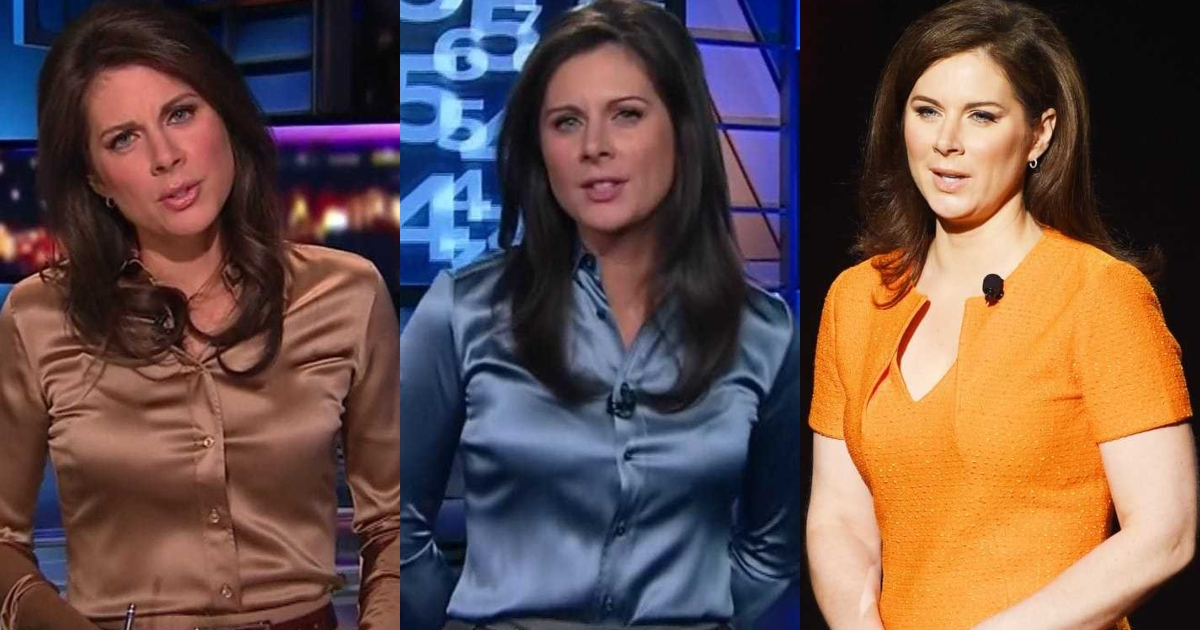 51 Sexy Erin Burnett Boobs Pictures Are Truly Astonishing