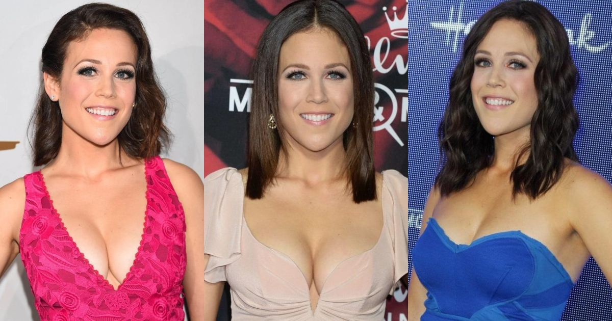 51 Sexy Erin Krakow Boobs Pictures Are Embodiment Of Hotness