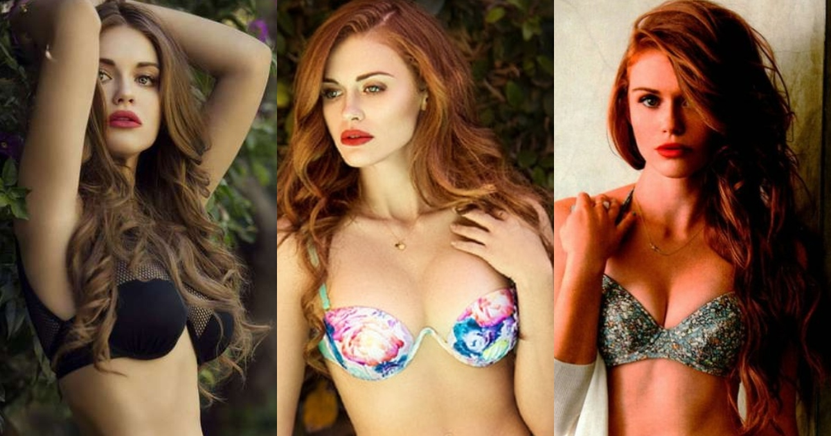 51 Sexy Holland Roden Boobs Pictures Are Going To Perk You…
