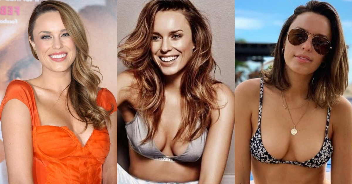 55+ Sexy Jessica McNamee Boobs Pictures Which Make Certain To Leave…