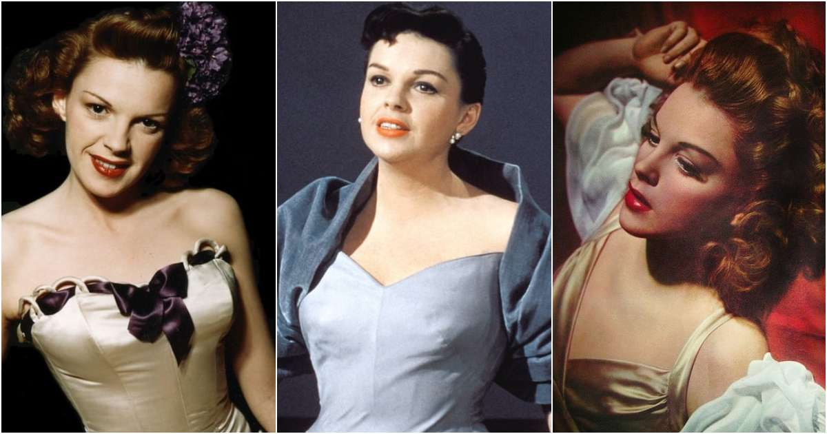 55+ Sexy Judy Garland Boobs Pictures Which Will Cause You To…