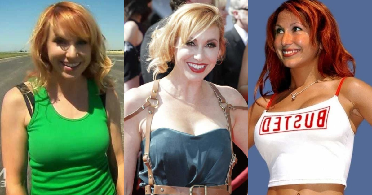 51 Sexy Kari Byron Boobs Pictures Uncover Her Awesome Body