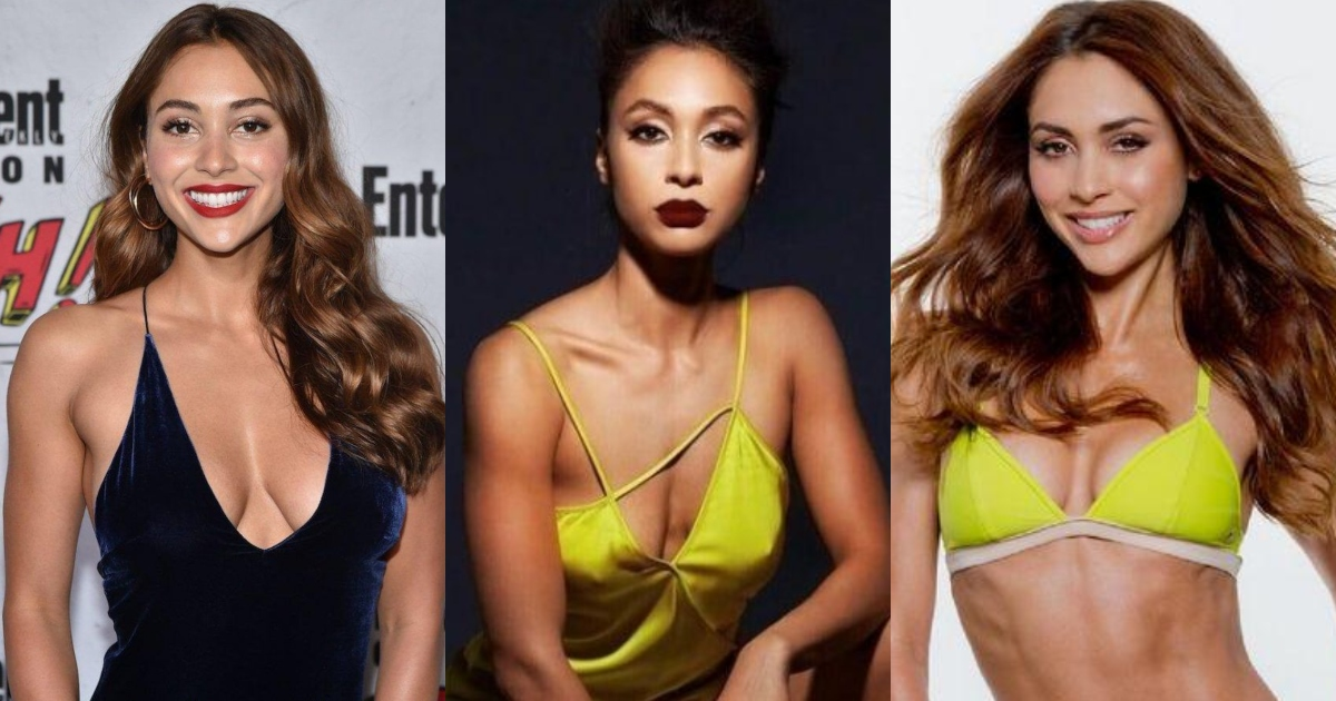 51 Sexy Lindsey Morgan Boobs Pictures Which Make Certain To Leave You Entranced