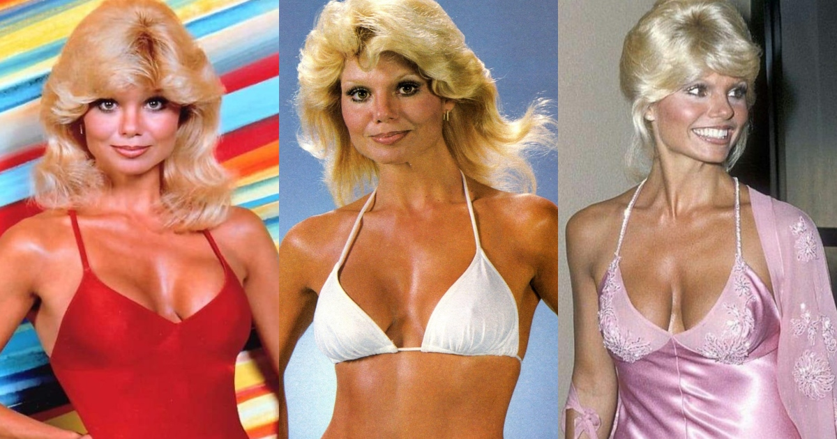 51 Sexy Loni Anderson Boobs Pictures Reveal Her Lofty And Attractive…