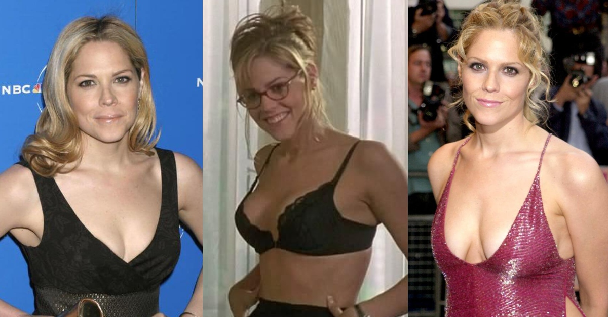 55+ Sexy Mary McCormack Boobs Pictures Exhibit That She Is As…
