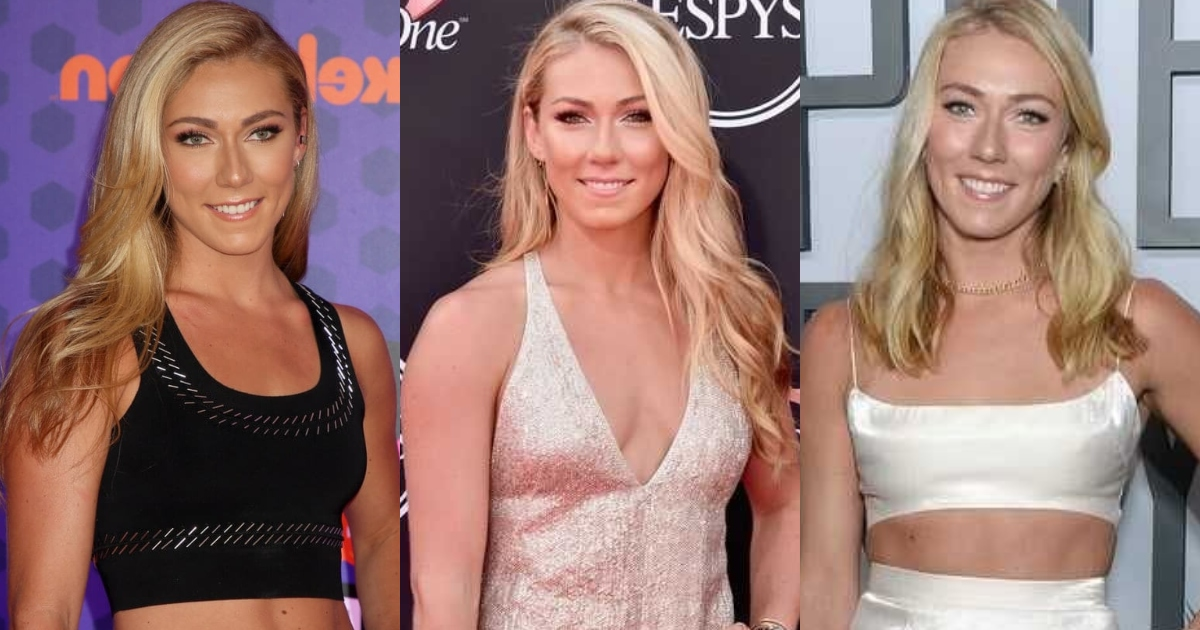 51 Sexy Mikaela Shiffrin Boobs Pictures Which Will Make You Feel…