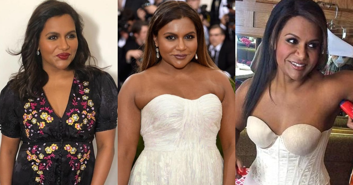 51 Sexy Mindy Kaling Boobs Pictures Which Will Cause You To…