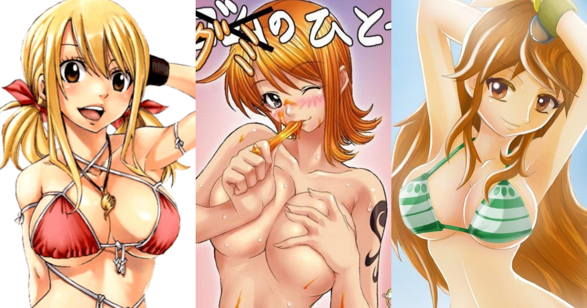 51 Sexy Nami Boobs Pictures Are Windows Into Paradise