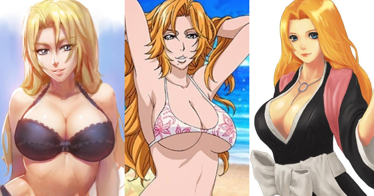 51 Sexy Rangiku Matsumoto Boobs Pictures Will Leave You Gasping For…
