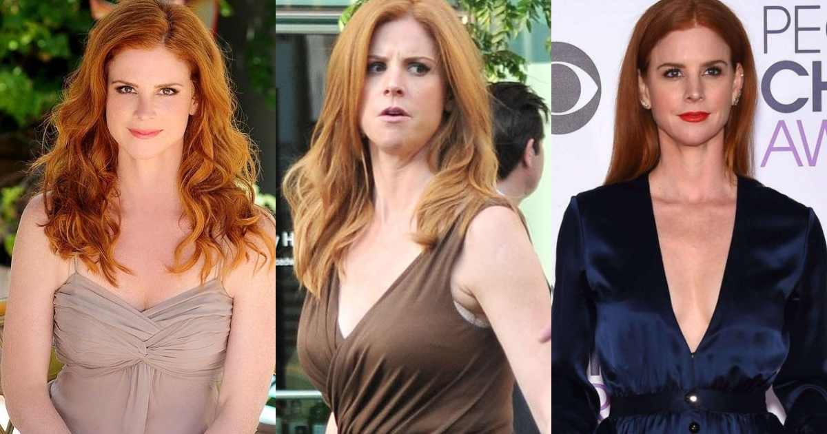 51 Sexy Sarah Rafferty Boobs Pictures Are Genuinely Spellbinding And Awesome