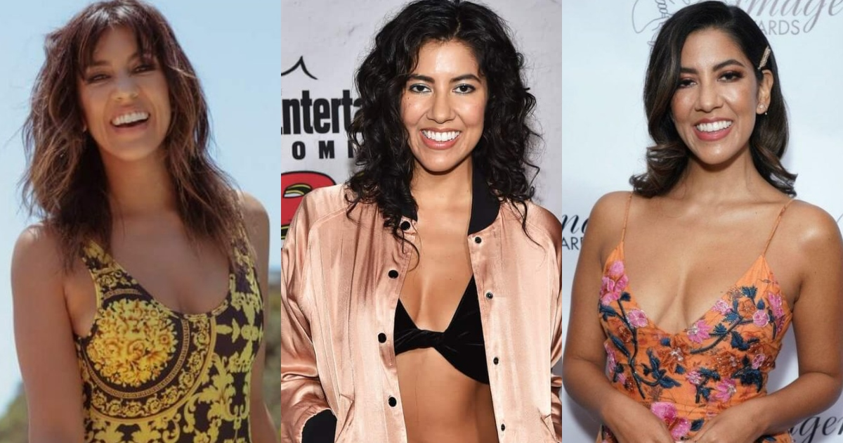 51 Sexy Stephanie Beatriz Boobs Pictures Which Make Certain To Grab…
