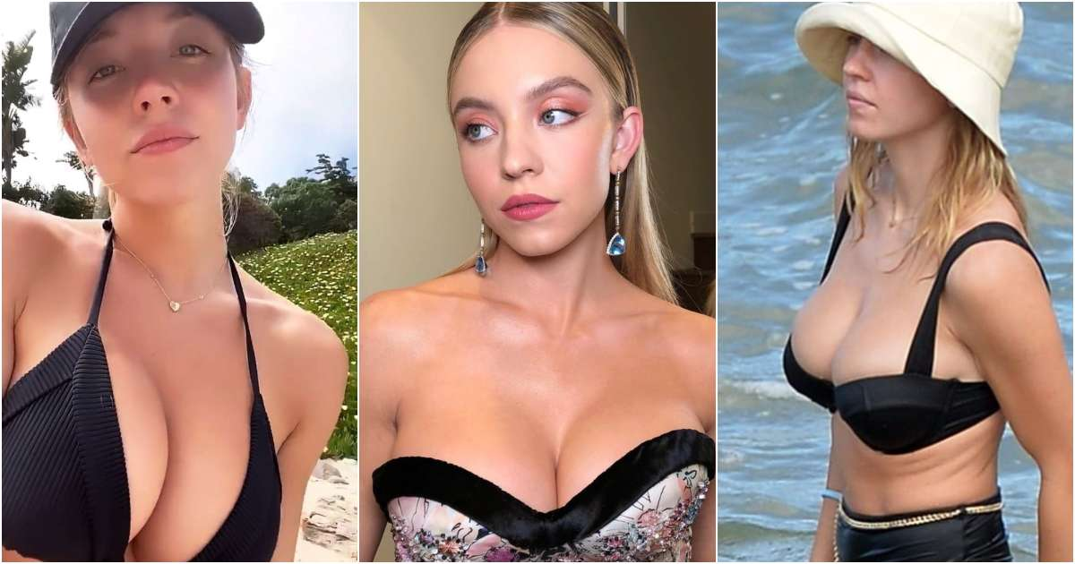 51 Sexy Sydney Sweeney Boobs Pictures Which Will Make You Swelter…