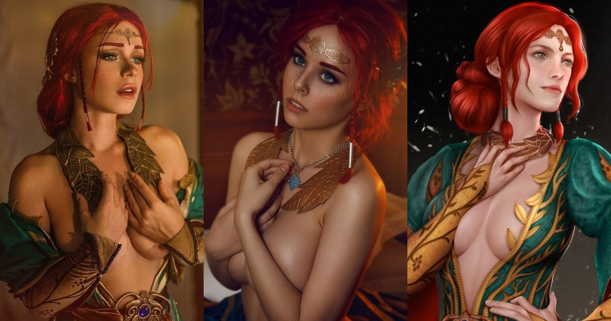 51 Sexy Triss Merigold Boobs Pictures Will Drive You Wildly Enchanted…